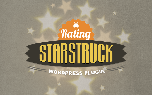 StarStruck - WordPress Star Rating Plugin
