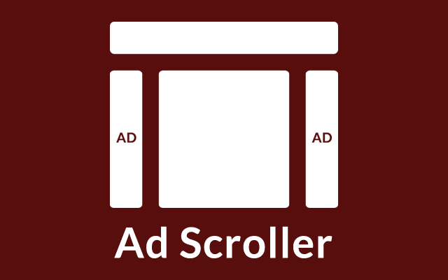 Ad Scroller Plugin - Better Monetise Your Website