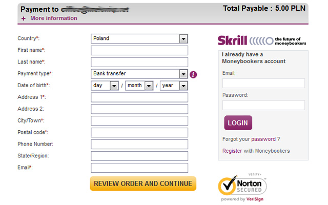 Is Skrill Payment Safe