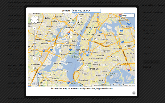 The 'Geolocate User' widget allows you to easily target content at users based on their…