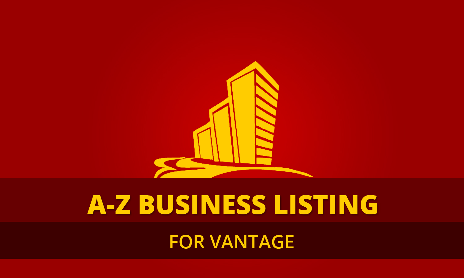 A to Z business listing for Vantage