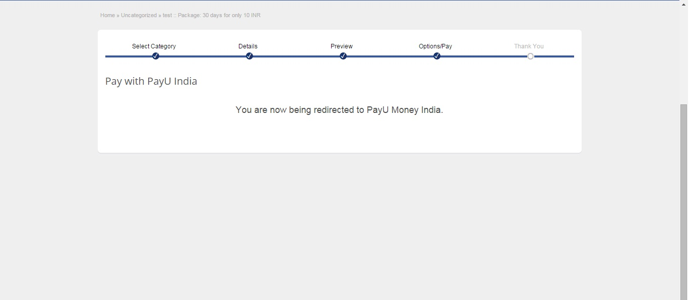 PayU Money India Payment Gateway | AppThemes Marketplace