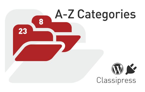 A-Z Categories