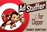 Ad Stuffer for clipper
