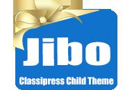 Jibo Child Theme