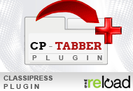 classpress tabber